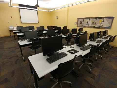 HCPL Computer Lab