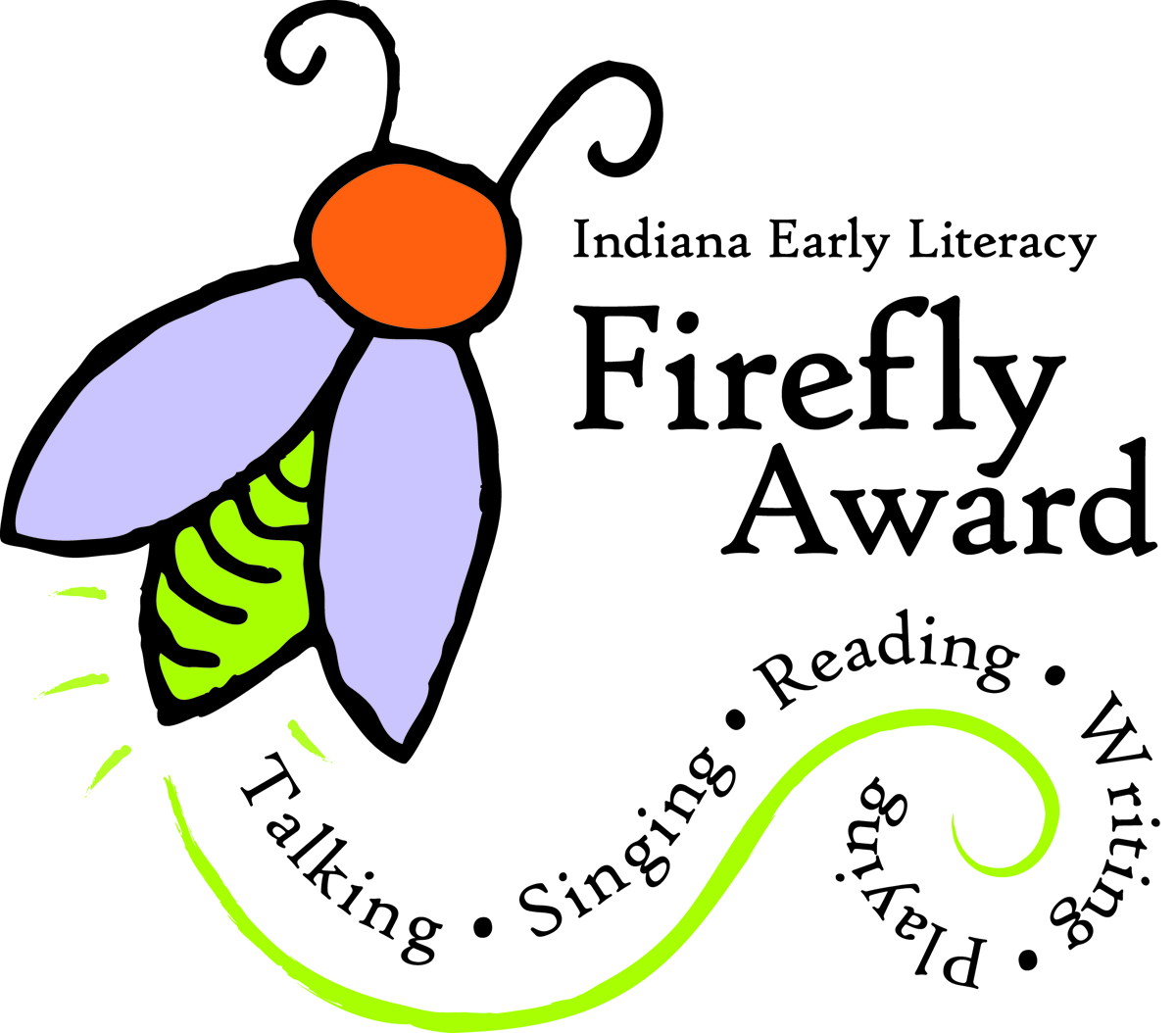 Logo for the Firefly Award.