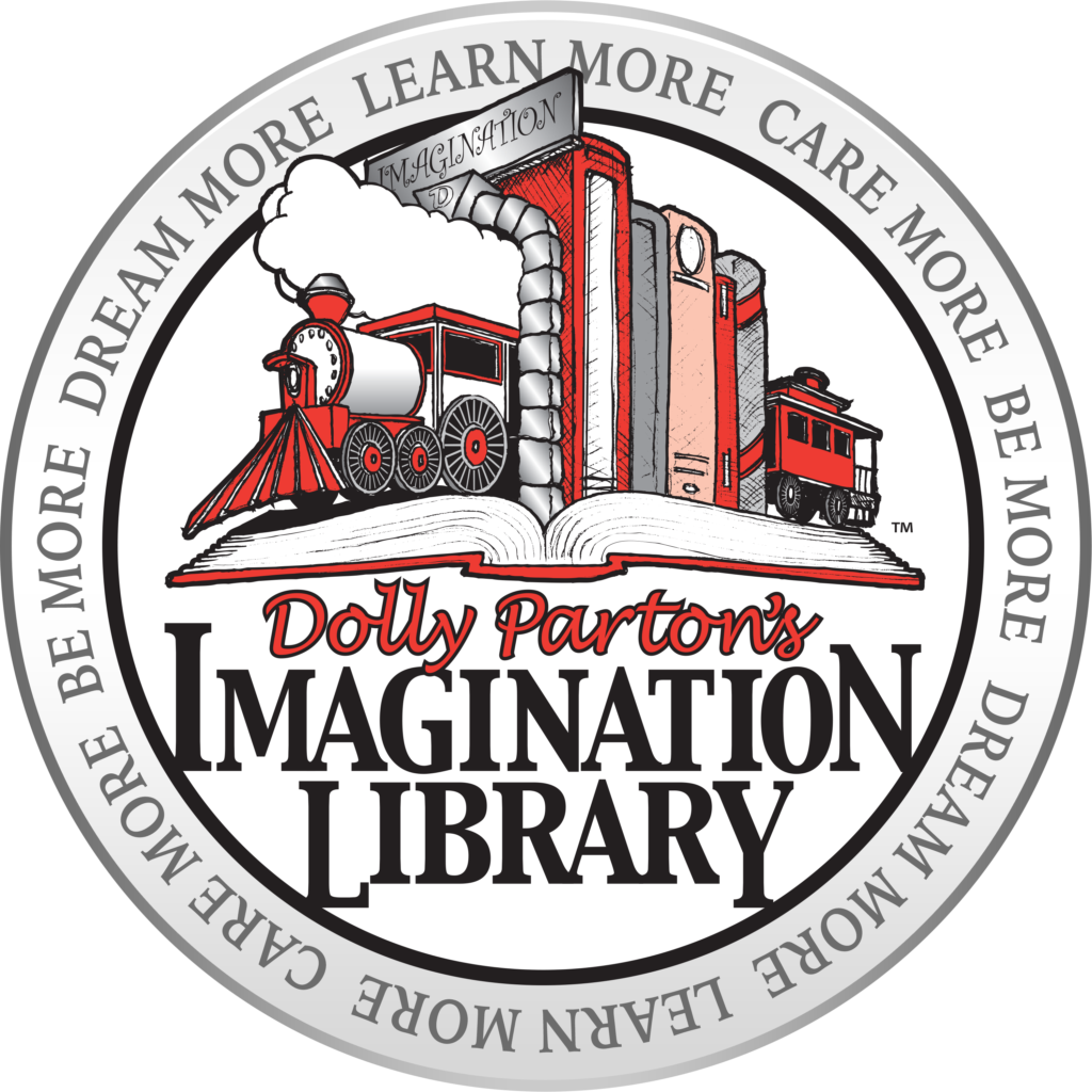 Image of the Imagination Library logo.