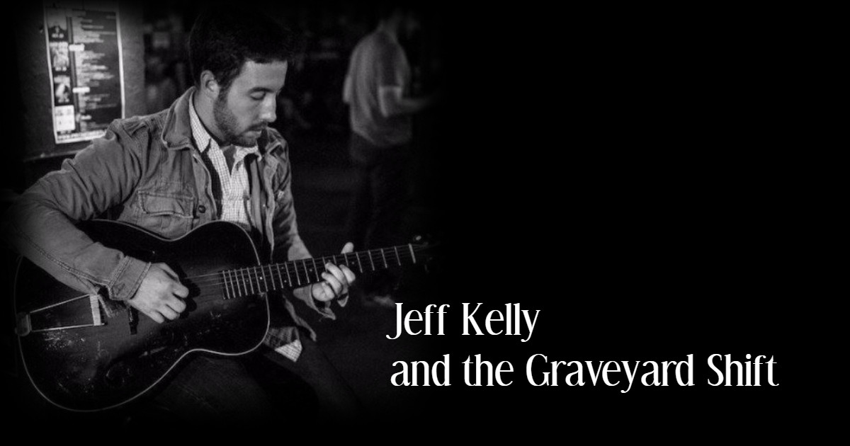 Jeff Kelly and the Graveyard Shift at the Library