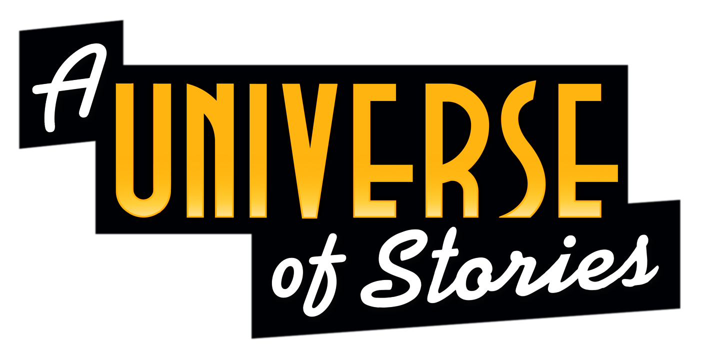 A Universe of Stories Summer Reading logo
