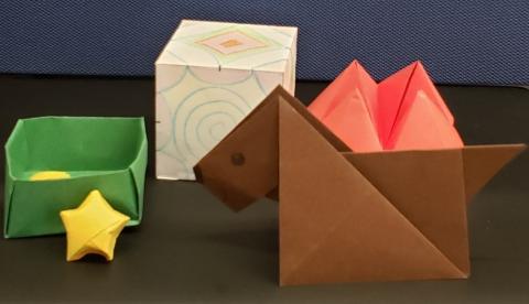 paper crafts take home kit 1