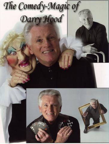 Darry Hood Comedy Magic